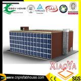 Полуфабрикат светлые стальные портативные дома, дом контейнера 20FT