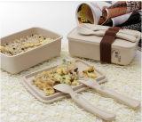 Umweltfreundlicher biodegradierbarer multi Funktion Bento Weizen-Faser-Mittagessen-Kasten