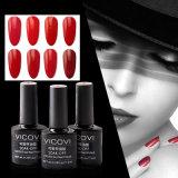Ktg Vicovi Hot Vente de belles couleurs tremper off étanche non toxique Gels UV Vernis à Ongles