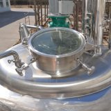 Fully Automatic Steam Heated Brewing Equipment for Dirty