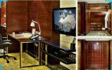 bedroom Furniture Sets 또는 표준 특대 룸 가구 또는 호화스러운 고전적인 단 하나 침실 가구 (GLNB-020202) 호화스러운 별 호텔 대통령