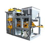 Água de alto desempenho6-15 Qt Premeable Pavimentadora de máquina de bloco de concreto