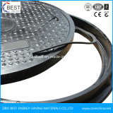700mm polímero SMC com a junta da tampa de inspeção