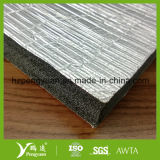 Alta gomma piuma riflettente del di alluminio XPE, isolamento termico per il tetto o parete