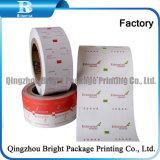 (40+15g) PE stratifié pour papier marron, blanc, canne à sucre, granulaire, sachets de sucre, café