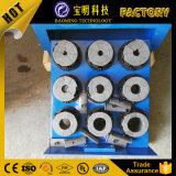 De Hydraulische Swaging van de Kabel van de Machine van de Slang Uniflex Plooiende Machine van uitstekende kwaliteit