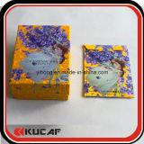 Contenitore impaccante cosmetico di cartone su ordinazione di stampa