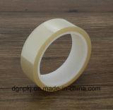 El tamaño de calidad superior a 33m*30mm*0,06mm de silicona transparente con lentes de cristal transparente de PET de alta temperatura de cinta de silicona