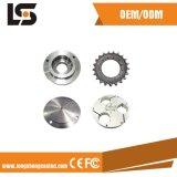 Embutición profunda que estampa la parte de aluminio de acero inoxidable de perfil de servicio