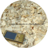Линия аграрной биомассы деревянная откалывая с Chipper диска деревянным