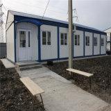 Casa prefabricada construcción rápida hecha del panel de emparedado