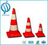 Cone do tráfego de PVC coloridos europeia