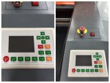 Maschine CO2 Laser-Engvaring für lederne Materialien 30W 60W