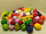Frutas con fragancia suave espuma de poliuretano Squishies Squishy lento aumento de los juguetes