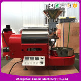 Tostacaffè verde commerciale della macchina di torrefazione del chicco di caffè