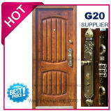 2017最上質の外部の金属の鋼鉄機密保護のドア(EF-S115W)