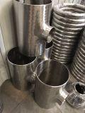 ステンレス鋼継ぎ目が無いBwのButtweld減少のティー
