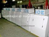 Slant Door Refrigeração de geladeira geladeira com armazenamento de 120 sacos