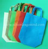 Kundenspezifische umweltfreundliche nicht gesponnene Einkaufstasche, Träger-Beutel, gedruckt
