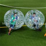 Размер взрослых надувной прозрачный купол человеческого тела футбольный мяч D5096