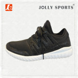 Новый дизайн в стиле сшивания скобками сетка спорта работает мужская обувь женщин