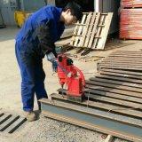 Estrutura de aço perfurado estantes de plataforma