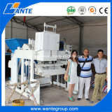 Bloco móvel do cimento do baixo preço da parede da construção Wt10-15 que faz a máquina