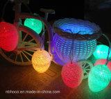 LED de 10 de Ráfaga de huevo de Pascua el patrón de la cadena de luz