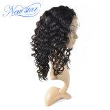Parrucca piena brasiliana del merletto con le parrucche dei capelli umani dei capelli del bambino per le donne di colore