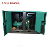 gerador silencioso/Genset do diesel 220V do gerador 25kw mini