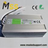 250W 12V 24V LED impermeável de fonte de alimentação para o módulo de LED