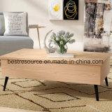 Table à café de bonne qualité Antique table à café Table basse en bois