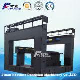Base del granito de la precisión de la máquina del laser