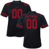 Сан-Франциско Elite игра команды пользовательские цвета американского футбола футболках NIKEID