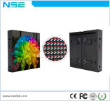 Programble electrónico impermeable que hace publicidad de la visualización de LED al aire libre a todo color P16