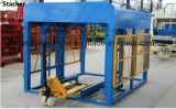 Qt12-15 type hydraulique complètement automatique bloc de machine/cavité de fabrication de brique usiner la fabrication