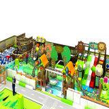 O tema profissional da floresta personalizado caçoa o campo de jogos interno