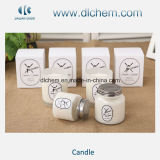 Bon fournisseur d'usine de bougie de cire de soja de mariage des prix en Chine