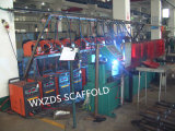 Wuxi Zds HDG японское System Scaffloding/Scaffold для Construction