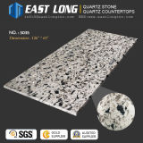 台所カウンタートップの/Bathroomの床タイルまたはホテルデザインのための大理石の水晶石の平板
