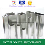 201, 304, 316 Welded Tube en acier inoxydable