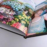인쇄하는 두꺼운 표지의 책 책, 좋은 품질