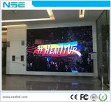 Visualización de LED fija de interior a todo color de la instalación de Nse SMD P4