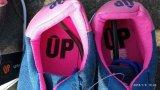 Gemerkte Naam van Vrouwen/Dame Casual Shoes, de Schoenen van de Sport, Vrouwen/Dame Casvan Shoes. 13000pairs