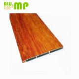 Plaques de gousset en aluminium de profil des graines en bois blanches enes ivoire
