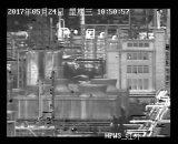 Thermische Camera van de Lange Waaier van de Opsporing Sopt van het brandalarm de Hete