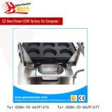 Machine de générateur de Tartlet du matériel DEL de restauration avec l'acier inoxydable 304