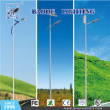 11m met Arm Galvanized Steel Street Lighting Pool (BDP011)