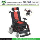 Sorgfalt-Energien-elektrischer behinderter Rollstuhl