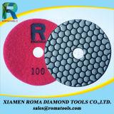 Diamond полировка накладки из Romatools для сухих удобрений